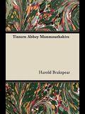 Tintern Abbey Monmouthshire