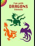 Fun with Dragons Stencils