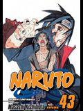 Naruto, Vol. 43, 43