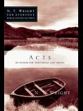 Acts: 24 Studies for Individuals and Groups