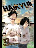 Haikyu!!, Vol. 37, Volume 37