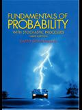 Fundamentals of Probability, with Stochastic Processes (3rd Edition)
