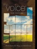 Voice New Testament-VC: Step Into the Story of Scripture
