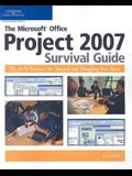 The Microsoft Project Survival Guide: The Go-To Resource for Stumped and Struggling New Users