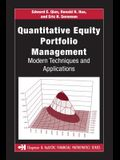 Quantitative Equity Portfolio Management: Modern Techniques and Applications