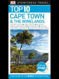 Top 10 Cape Town & the Winelands (Eyewitness Top 10 Travel Guide)
