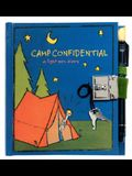 Camp Confidential: A Light-Pen Diary [With Lock & Key and Light Pen]