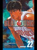 Slam Dunk, Volume 22: The First Round