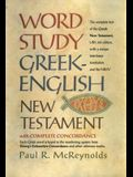 Word Study Greek-English New Testament-NRSV