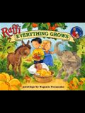 Everything Grows [With Music CD]