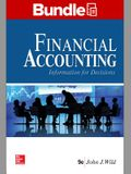 Gen Combo LL Financial Accounting: Information for Decisions with Connect Access Card [With Access Code]