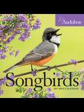 Audubon Songbirds Mini Wall Calendar 2021