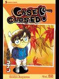 Case Closed, Vol. 52, 52