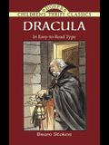 Dracula: In Easy-To-Read Type