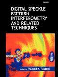Digital Speckle Pattern Interferometry