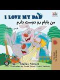 I Love My Dad: English Farsi Persian Bilingual Book