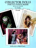 Collector Dolls Photo Postcards in Full Color: 24 Ready-to-Mail Cards (Card Books)