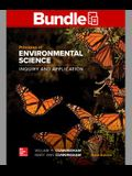 Gen Combo Looseleaf Principles of Environmental Science; Connect Access Card [With Access Code]