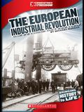 The European Industrial Revolution (Cornerstones of Freedom: Third Series) (Library Edition)