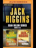 Jack Higgins - Sean Dillon Series: Books 9-10: Edge of Danger & Midnight Runner