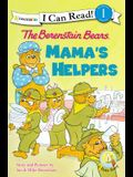 The Berenstain Bears: Mama's Helpers: Level 1