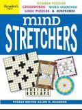 Reader's Digest Mind Stretchers Puzzle Book: Number Puzzles, Crosswords, Word Searches, Logic Puzzles & Surprises