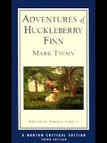 Adventures of Huckleberry Finn (Third Edition)  (Norton Critical Editions)