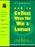 How to Collect When You Win a Lawsuit (4th Ed.)