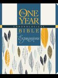 The One Year Chronological Bible Creative Expressions, Deluxe
