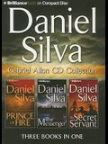 Daniel Silva Gabriel Allon CD Collection: Prince of Fire, the Messenger, the Secret Servant