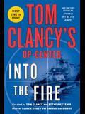 Tom Clancys Op-Center: Into the Fire