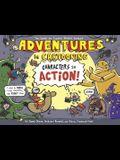 Adventures in Cartooning: Characters in Action