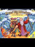 Moses' Big Adventure: A Lift-The-Flap Bible Book
