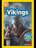 National Geographic Readers: Vikings (L2)