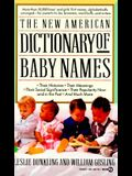 Dictionary of Baby Names, the New American