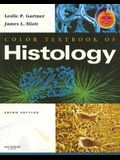 Color Textbook of Histology [With CDROM]