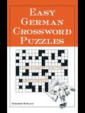 Easy German Crossword Puzzles