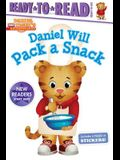 Daniel Will Pack a Snack: Ready-To-Read Ready-To-Go!