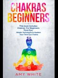 Chakras & The Third Eye: 2 Books in 1 - How to Balance Your Chakras and Awaken Your Third Eye With Guided Meditation, Kundalini, and Hypnosis