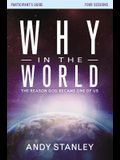 Why in the World Participant's Guide: The Reason God Became One of Us
