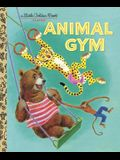 Animal Gym (Little Golden Book)