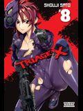 Triage X, Volume 8