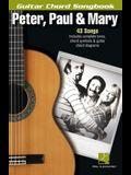 Peter, Paul & Mary Guitar Chord Songbook