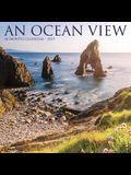 Ocean View 2019 Wall Calendar