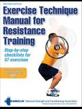Exercise Technique Manual for Resistance Training-2nd Edition [With 2 DVDs]