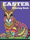 Easter Coloring Book: Easter and Spring Coloring Designs for Adults, Teens, and Children of All Ages