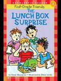 First-Grade Friends: The Lunch Box Surprise (Scholastic Reader, Level 1)
