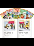 Short and Long E Storybooks Set (Targeted Phonics)