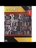 Steck-Vaughn Core Skills Spelling: Workbook Grade 1