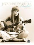 Joni Mitchell -- Complete So Far: Guitar Tab, Hardcover Book